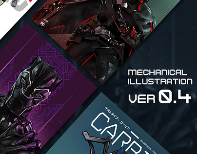 Mechanical Illustration | Ver 0.4