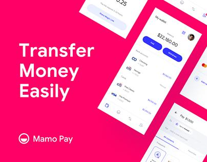 Mamo Pay – Mobile Fintech App