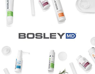 CASE STUDY: BosleyMD Brand Design