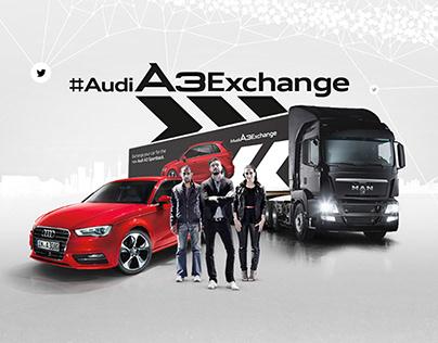 Audi A3 Exchange