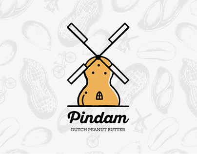 Pindam. Dutch Peanut Butter
