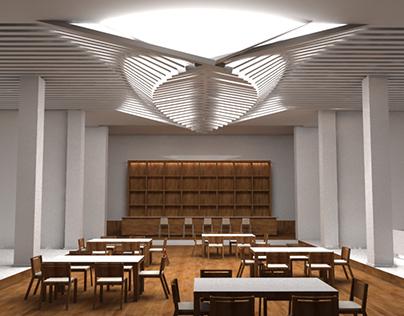 Interior light transformation