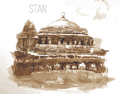 STAN: THE STORY OF STONES