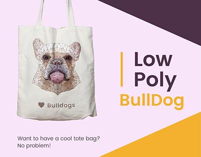 Low Poly Bulldogs
