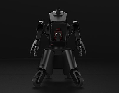 Robot Industrial Design