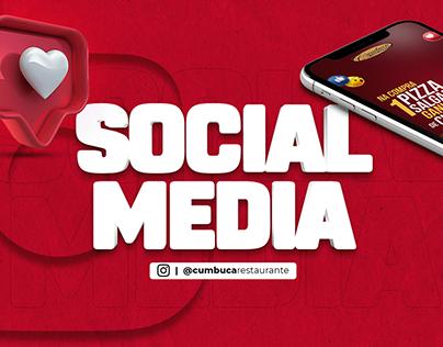 Social Media | Pizzaria delivery