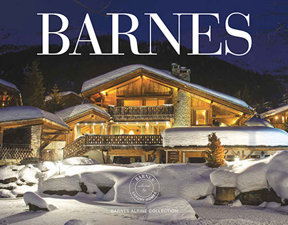 Brochure BARNES Alpine Collection