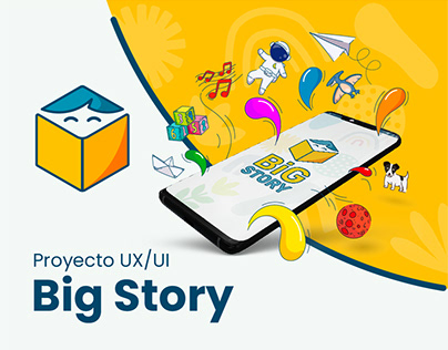 Big Story Proyecto UX / UI