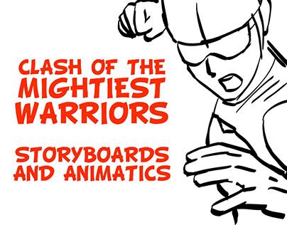 Clash of the Mightiest Warriors