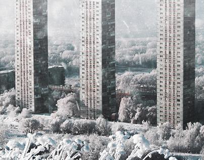 Russian Skyscrapers