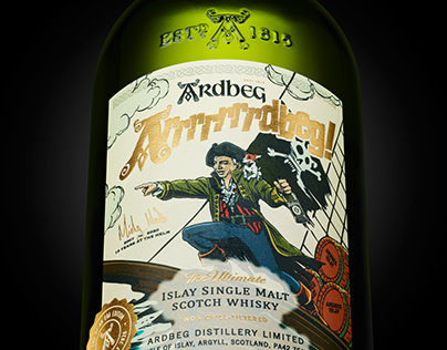 Ardbeg | Mickey Heads' Limited Edition Scotch Whisky