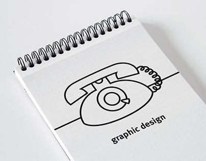 graphic design is…