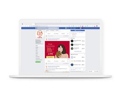 Facebook Banner - Olio&Sale