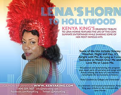 Kenya King - Lena Horn to Hollywood