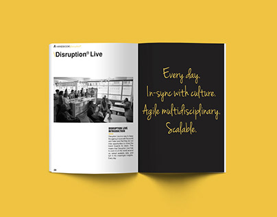 TBWA\Chiat\Day Onboarding book