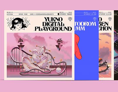 Single Cover Design Yukno PT.1