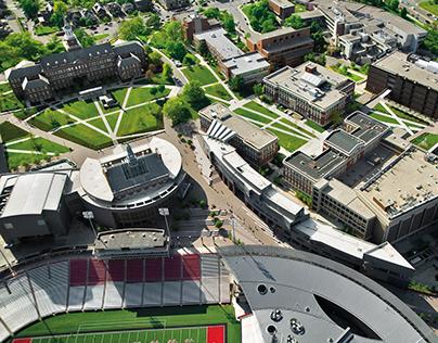 University of Cincinnati Ohio, Main Street