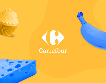 Interface for an automated Carrefour store