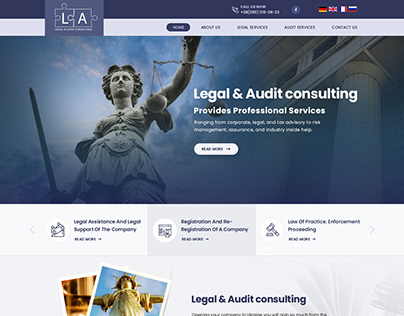 Law Web Site Design