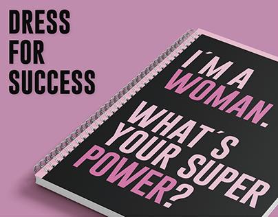 DRESS FOR SUCCESS | PROPOSAL BOOK