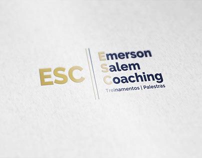 Emerson Salem Coaching | Logo | Naming | Website