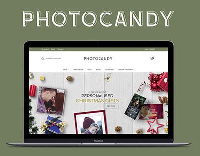 Photocandy Website