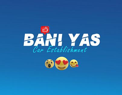 Bany Yas Cars Social media