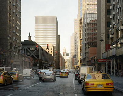 New York Times Building. FULL 3D