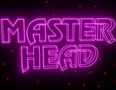 Master Head - from Atari 8-bit game