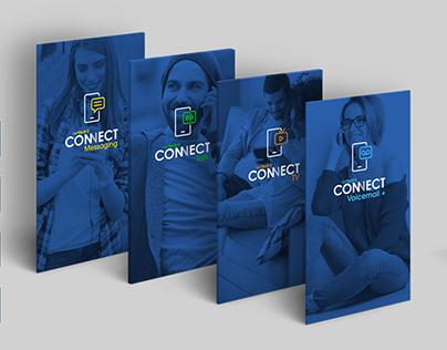 NET TALK | Branding + Diseño Apps + Iconografía + UX/UI