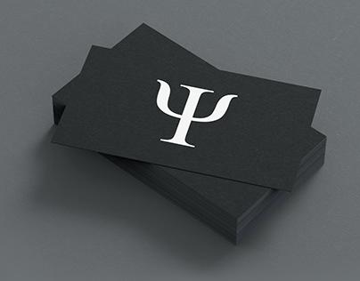 Psychology Business Card