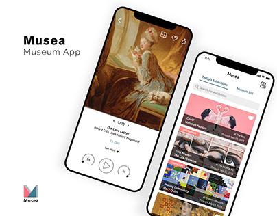 Musea - Museum App