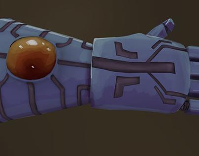 Nastia arm