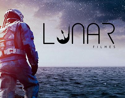 Criação de logo Lunar Filmes