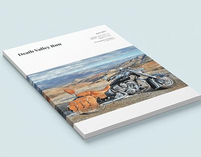 Death Valley Run - Photography & Photo Book
