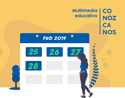 Conózcanos - Multimedia educativo