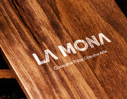 LA MONA - PIZZA