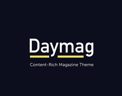 Daymag - Creative Magazine Theme