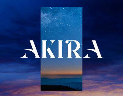 Akira Brochure