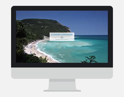 Conero Explorer | Website