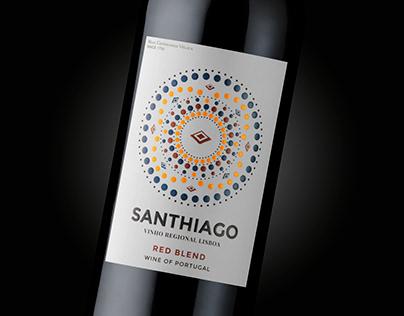 Santhiago Red Blend