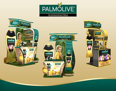 PALMOLIVE Kiosk