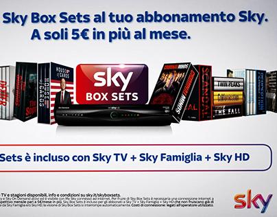 SKY Italia | Sky Box Sets