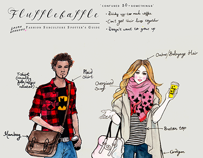 Fashion Subculture Spotter's Guide - Flufflebaffle