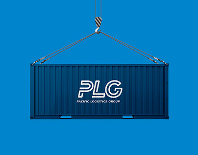 Pacific Logistics Group Branding