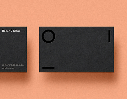 Oddone: Brand Identity and Website