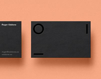 Oddone: Brand Identity and Website