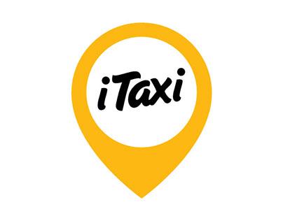 iTaxi - komunikacja OOH i www