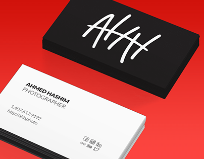 AHH.Photo - Business Cards