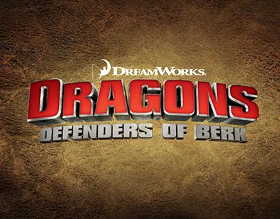 Dragons: Defenders of Berk - Mi Señal x Señal Colombia